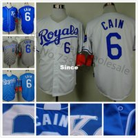 baby premier - 30 Teams Lorenzo Cain Jersey Royals Baby Blue Premier Stitched Mens Kansas City Royals Baseball Jerseys