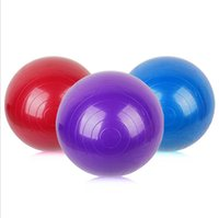 air products equipment - Thicken cm Gymnastic Yoga Ball Pilates Ball Fitness Ball Exercise Gym Air Balls Weight Lose Sport Equipment Slimming Product