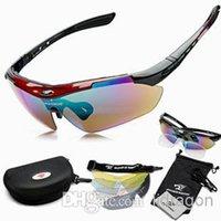 Wholesale Hot Outdoor Sports Men Women Bike Sun Glasses Shade Ski Eyewear Goggle Sunglasses Cycling Bicycle Driver Lenses Glass Sunglass