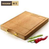 Cheap Weiyi antibacterial bamboo cutting board bamboo cutting boards whole thickened beyond the wood kitchenware with glue really healthy 0