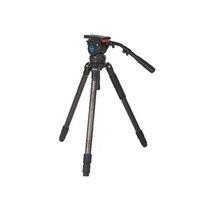 video tripod - Pro BENRO H Series Heads C474TH10 Camera Carbon Fiber Professional Video Tripod Kits For Video Camera