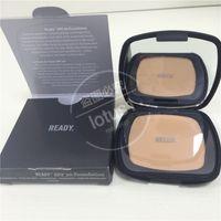 Wholesale New arrival Makeup Minerals READY Foundation SPF g Fairly Medium Medium Tan Fairly Light Medium Beige Golden Medium colors dhl