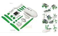 Wholesale Solar Power in Toy Kit DIY Educational Robot Car Boat Dog Fan Plane Puppy toys