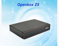 Wholesale 2015 Latest Version OpenBox Z5 HD Set Top Digital Satelliate Receiver openbox z5 hd OPENBOX S10 HD Upgrade Support USB WIFI