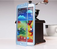 Cheap 2014 Newest full screen smart flip case transparent soft TPU clamshell case for Samsung galaxy Note3 case for note3 N9000