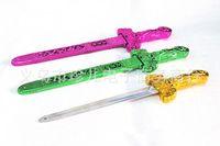Wholesale One yuan children s favorite Prince s sword plastic sword toy sword toy sword stage props