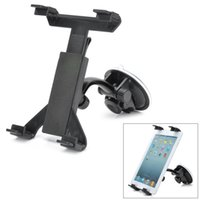 Wholesale Universal Car Mount Holder for Tablet PC GPS for Ipad Black