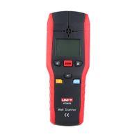 Wholesale Hot Sale UNI T Accurate Wall Diagnostic tool Multifunctional Handheld Wall Detector Industrial Wood Metal Detectors