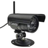 Wholesale JW0011 Wireless WiFi Outdoor LED IR m Webcam Network CCTV Security mini Outdoor IP Camere