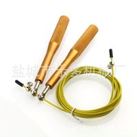 jump rope wholesale - Metal Handle Speed Jump Rope for Crossfit Training Extremely Fast Perfect for Boxing Fitness Weight Loss