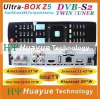 Wholesale New satellite receiver AZ Box bravissimo orignal TOCOMFREE S928S with IKS SKS free for Nagra3 work stable azamerica s930a