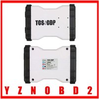 Cheap Wholesale-New Verison 2014.02 tcs cdp pro for Cars Trucks and OBD2 Without bluetooth TCS CDP