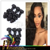 Cheap Brazilian Virgin Hair Loose Wave Best Brazilian Hair Weave Bundles