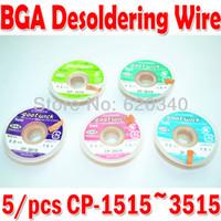 best solder wire - Freesshipping The Best BGA Desoldering Braid Solder Wire CP wick Soldering Accessory order lt no track