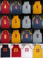 Wholesale 2015 Finals Cheap Rev Basketball Jerseys Embroidery Sportswear Jersey S XL high quality