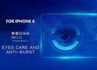 For Apple iPhone apple care iphone - anti blue Eye Care H D anti UV anti blue light Tempered Glass Screen Protector for iphjone plus