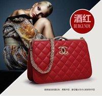 brand handbag - elegant European and American style designer handbags made in china brand imitations handbags with metal labels