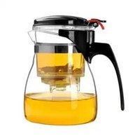 best blooming tea - ml heat resistant glass tea pot best selling flower tea set puer teapot blooming teapots with filter strainer