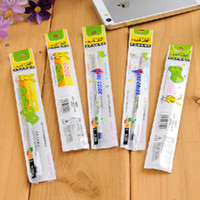 Wholesale F01 Korean gel pen refill Bullet whole needle water refills