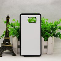 Cheap For samsung galaxy note5 sublimation printing phone case + blank metal aluminium insert can custom case free shipping DHL Fedex
