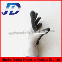 Wholesale 2015 top selling safety equipment new product cheap work hand nitrile gloves with china glove manufacturer