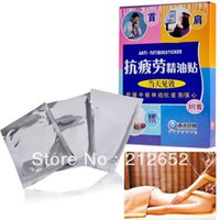 Wholesale 3pcs Essential Oil Sticker Anti fatigue Sticker for Soothing Nerve System