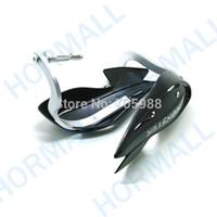 Wholesale Black Monste MM Plastic Handguards Hand Guards Guard ATV Accessories For motocross motorcycle