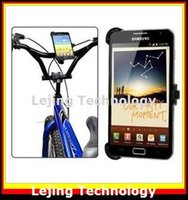 Yes black No DHL FEDEX free shipping Bicycle Bike Mount Holder for samsung galaxy note I9220, bike cell phone holder for i9220,wholesale order<$10 no tra