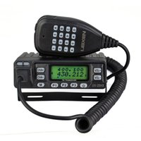 band software - LEIXEN walkie talkie W fm VHF UHF dual band car radio two way radio LEIXEN VV ham antenna Free cable with software CD