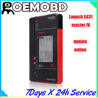 launch scan tool - Genuine Launch X431 master IV OBDII auto diagnostic scan tool multi language year warranty