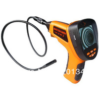 Wholesale SB IE99E mm M motorcycle garage china quot LCD recordable snake borescope camera zoom in out image times with