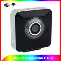 Wholesale Mini Portable E9000 P2P HD P Multi function Smallest WiFi Camera Car DVR Internet Live Video Monitor Track For Phone PC