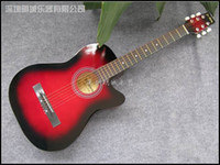 Wholesale inch acoustic guitar acoustic guitar to practice piano feel good workmanship