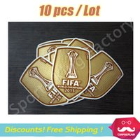 Wholesale world Club Champions patch soccer patch badges