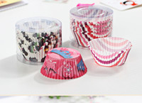 Wholesale New Arrive Cute Colorful Cupcake Cartoon Paper Cake Decorations Birthday Wedding Cake Decorations