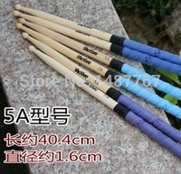 Wholesale New design profession top quality fashion Skid resistance active maple A A drumstick pair