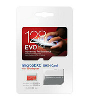 Cheap EVO+ 32GB 64GB 128GB 256GB Micro SD Card Class10 (32G SDHC)(64G 128G SDXC) UHS-1 Flash Memory MicroSD TF Card Free Card Reader