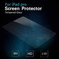 Wholesale For ipad pro Premium Tempered Glass Screen Protector Film For Apple iPad Pro ipad mini ipad air