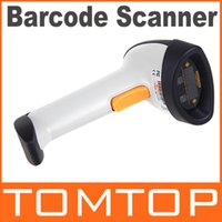 Wholesale USB Automatic Sensing Wired Laser Barcode Scanner Bar Code Scanning Reader with Stand