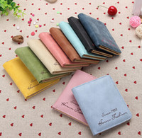 Wholesale In stock hot sale pink blue purple green small wallet for women little fold card holders printed women wallet brand Bridal Hand Bags