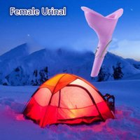 Cheap Wholesale-New Sale Convenient Outdoor Sports Urinal Urine Funnel Camping & Hiking Travel