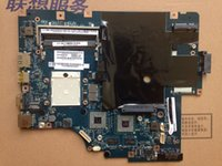 Laptop Motherboards - for lenovo G565 Z565 LA P laptop motherboard amd non integrated with video chips REV