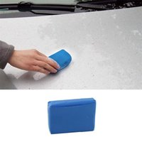 Cheap Stylish 2015 High quality Blue Color Practical Magic Car truck Clean Clay Bar Auto Detailing Cleaner Cleaning Kit