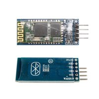 wireless transceiver module - HC Wireless Serial Pin Bluetooth RF Transceiver Slave Module With Backplane