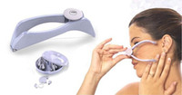 Wholesale Spa Slique Quality Slique Body and Face Hair Threading Removal System fashion