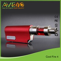 Cheap Wholesale Innokin Cool Fire 4 kit 40W Box Regulated Mod VS Joyetech CUBOID 150W TC MOD with CUBIS Kit