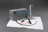 Cheap VCO Mod E Cigarette Machanical Mods for 18650battery SS Copper Black VCO Mods 510 Thread for RDA Atomizer Taifun GT kayfun lite DHL free