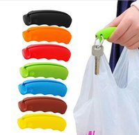 Wholesale Portable Silicone Mention Dish For Shopping Bag Mention Dish Colors JIA720