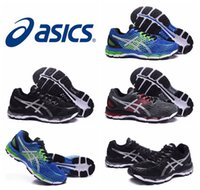 Nuevo estilo Asics Nimbus 17 zapatos corrientes para los hombres, zapatillas de deporte atléticas respirables respirables del amortiguador de calidad superior ligero EUR Tamaño 40-45
