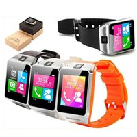Wholesale Multi Function Wireless Bluetooth Smart Watch GV08 Wristwatch Camera Sync Call SMS for Android Phone